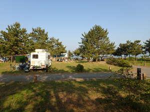 オート 場 松島 キャンプ 能登島 松島オートキャンプ場