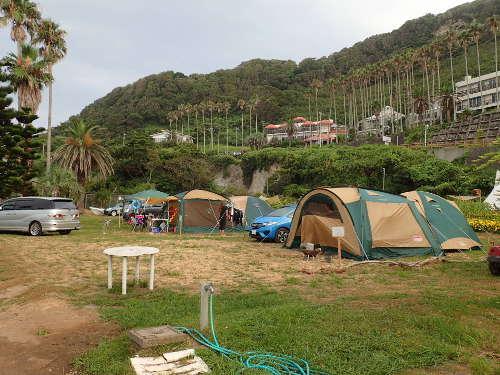 フラワー パーク キャンプ 白浜